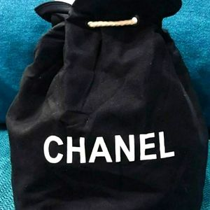 Authentic Chanel backpack